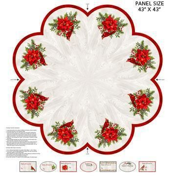 2020 Christmas Collections Fabric The Scarlet Feather is a great Christmas collection featuring the