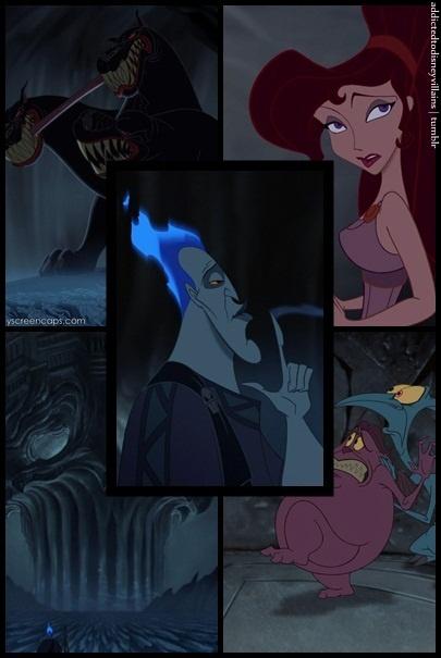 disney villains on Tumblr