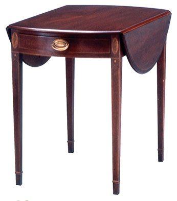 KT2209 • Hepplewhite Pembroke Table