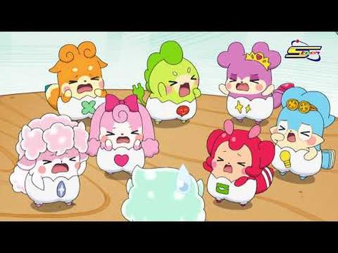 مسلسل كوكوتاما الحلقة 40 صنف جديد في قائمة المبيعات سبيس تون Cocotama Ep 40 Spacetoon Youtube Character Fictional Characters Family Guy