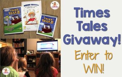 Times Tales Giveaway