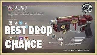 Destiny 2 - Guaranteed D F A Drops ( DO NOT WASTE YOUR TIME