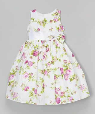 NEW WITH TAGS SHANIL PINK FLORAL TULLE DRESS SIZES TODDLER 3T OR 4T