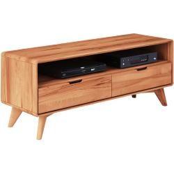 Reduzierte Tv Lowboards Fernsehtische Holz Lowboard Eiche Und