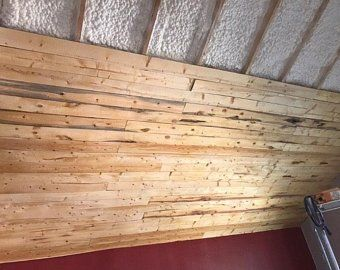 Shiplap No Lap Boards 500 Sqft Thin Wall Ceiling Wood Premium Repurposed Fir Boards Panels Planks Lumber Houseflip Wood Ceilings Shiplap Wood Plank Ceiling