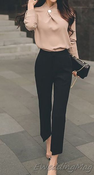 25 Amazing Casual Women Work Outfits