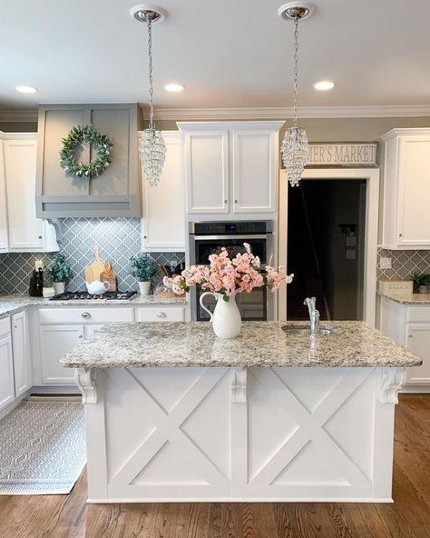 Home Kitchens, Kitchen Remodel, Kitchen Design, Sweet Home, Kitchen Inspirations, Home Remodeling, Home Decor Kitchen, Home Decor, Kitchen Style