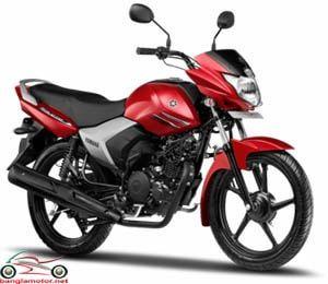 Yamaha Saluto 125 Is One Of The 125cc Segment Bike In Bangladesh