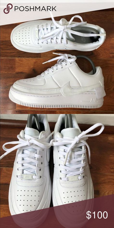 Authentic White Air Force 1 Authentic White Air Force 1 very soft and comfortable Nike Shoes Sneakers