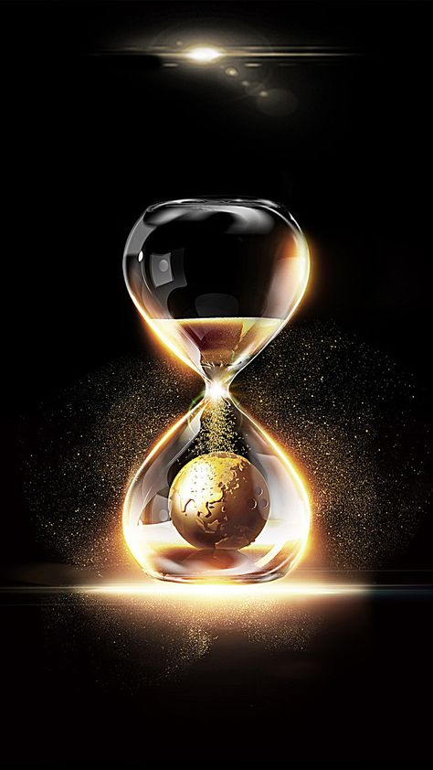 Reloj de arena H5 background