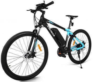 Ancheer Electric Mountain Bikes Electric Mountain Bike Super