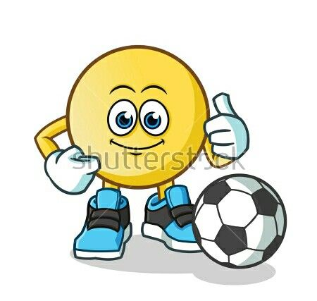 Pin By Mirjana Krpan On Emotions Funny Emoticons Soccer Emoji Emoji Pictures