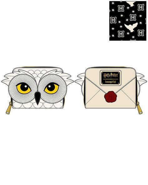 Harry Potter Hedwig Wallet