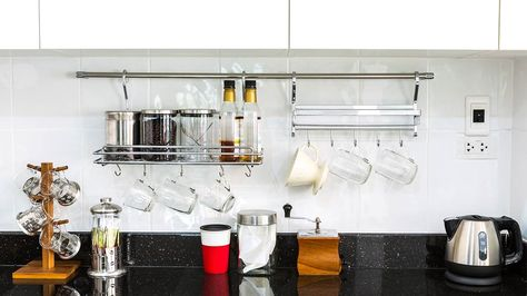 replace kitchen cabinets with shelves from Kitchen Cabinet ...