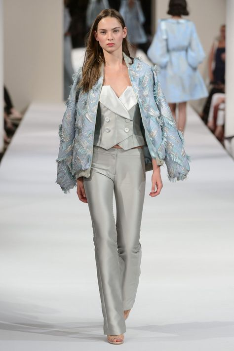 See Alexis Mabille's latest couture collection