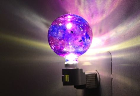 20 Diy Night Light Ideas For Kids With Images Night Light