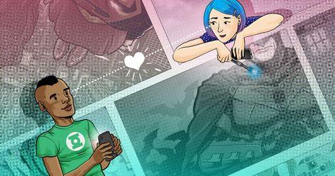 Geek to geek online dating