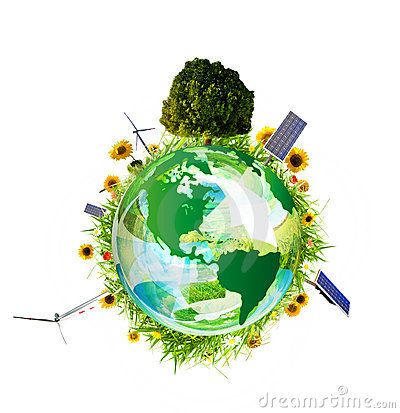 Doing Good Things For Mother Earth =)