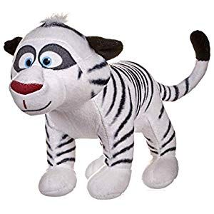 Secret Life Of Pets 2 Official 12 Hu The Tiger Soft Plush Toy