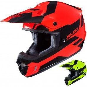 HJC Matte Black CS-MX II Dirt Bike Helmet DOT MX ATV Motocross