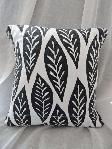 White 12x12 Throw Pillow Slip Cover