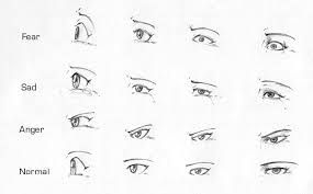 Image Result For Emotionless Anime Eyes Drawing Risunki Idei