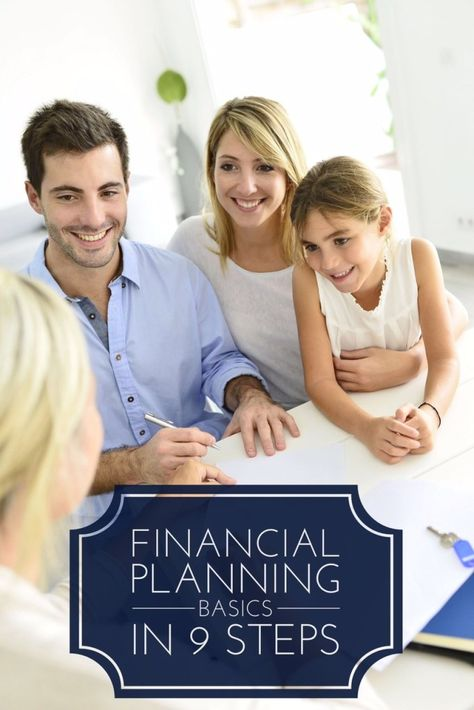 9 Steps for Financial Planning | Basic Tips You Can Start Using Today