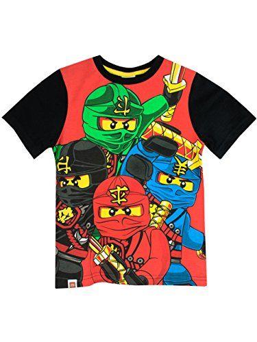 Lego Ninjago Garçons T-Shirt