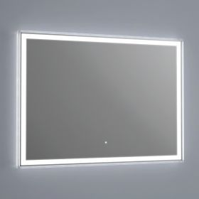 Miroir Lumineux Led Salle De Bain Anti Buee 80x60 Cm Idlight