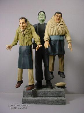 Pin On Abbott Costello Meets Frankenstein