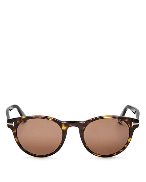 c265705647af TOM FORD Tom Ford Palmer Round Sunglasses, 50Mm. #tomford #all | Tom ...