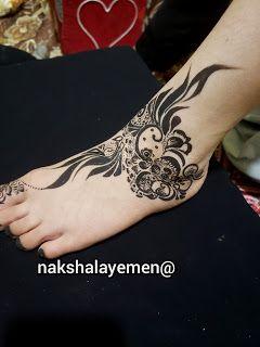 نقش عل الرجل Hand Tattoos Henna Hand Tattoo Hand Henna