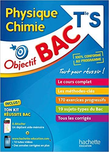 Telecharger Objectif Bac Physique Chimie Term S Pdf Ebook Gratuit Ebook Free Reading Ebook Pdf