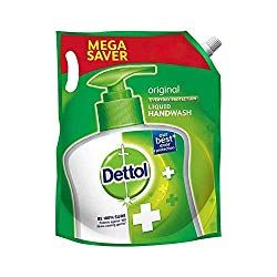 Dettol Handwash Mega Saver Shopping Lovers