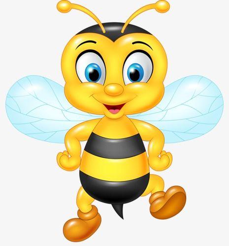 Abelha Clipart De Abelha Desenho Animado Animal Png Imagem Para Download Gratuito Cartoon Bee Cute Bee Cartoon Animals