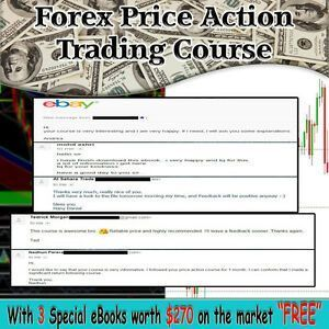 Forex Price Action Trading Course Trade Without Indicators Eas
