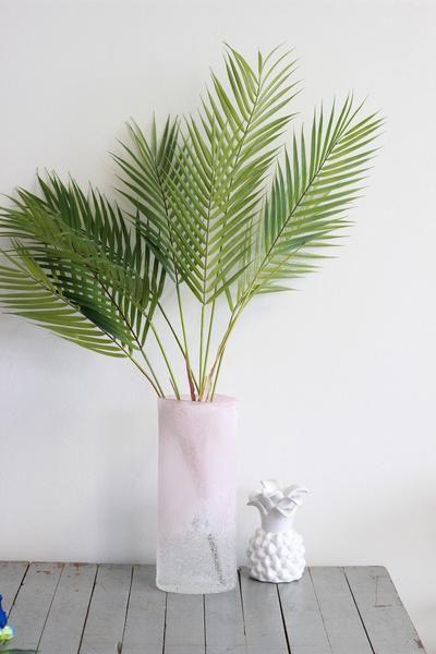 Plastic Areca Palm Plant 35 With Images Fake Plants Decor Palm Plant Plant Decor
