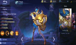 Set Build Item Emblem Ability Gear Freya Terbaik Emblems Mobile Legends Abilities