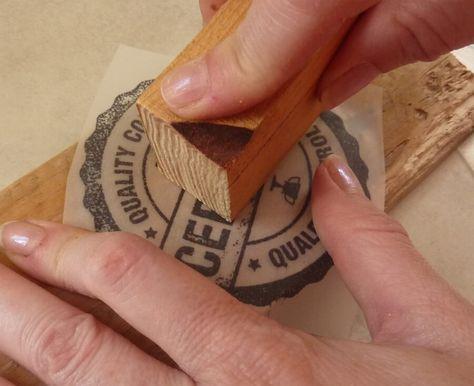 Imprimer ou transférer une image, un motif sur du bois - Bricolage - ShevArezo`Blog