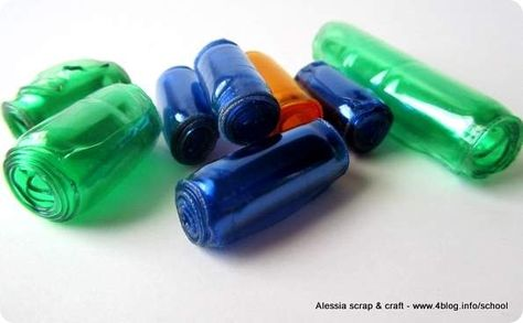 PET Plastic Beads