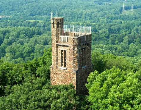 See Bucks County's fall foliage from 125 feet up at historic Bowman's Hill Tower in Washington Crossing. Thanks BucksLocalNews.com for sharing!