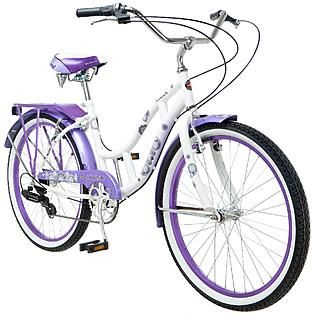 Schwinn 24in Riverside Girl S Cruiser Bike Kmart