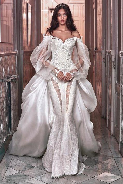 Per rinnovare la promessa di matrimonio con Jay-Z, Beyoncé ha scelto un abito da sposa di Galia Lahav