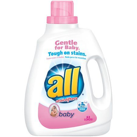Household Essentials Baby Laundry Detergent Best Laundry