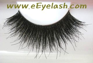 False Eyelashes / Fake Eyelashes - The Largest Selection Online! - Human Hair Thick - L : Over 500 styles of high quality false eyelashes at discount prices - you won't find a better deal anywhere else! Thick Density/Long Length