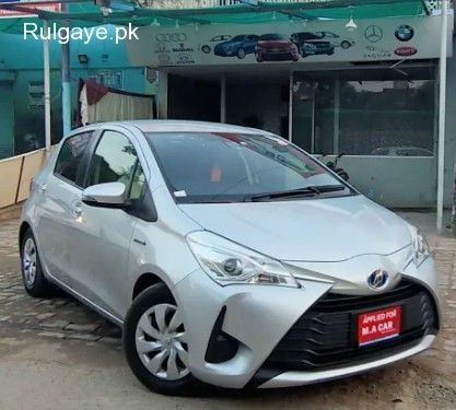 Vitz 1 5 Hybrid In 2020 Cars For Sale Suv Car Free Classified Ads