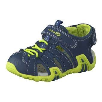 Geox B Kraze First Walkers Sandal Boys Blue #shoes #shoes