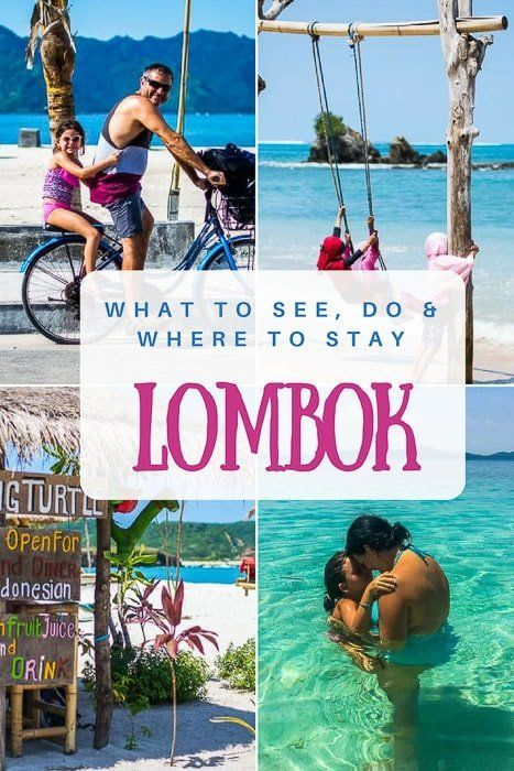 The ultimate guide for your Lombok Holidays - things to do in Lombok, where to stay, how to get around & how to get there. Includes Lombok with kids.