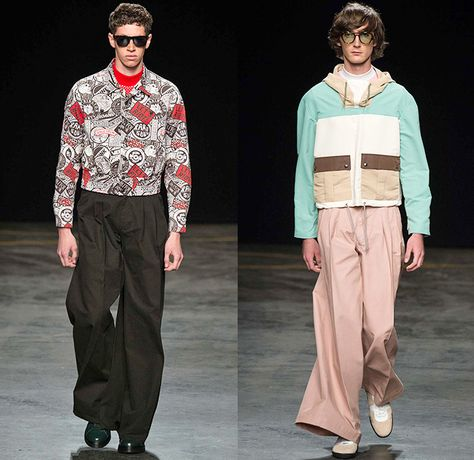 5b539baf814 Topman Design 2016 Spring Summer Mens Runway Catwalk Looks - London  Collections  Men British Fashion