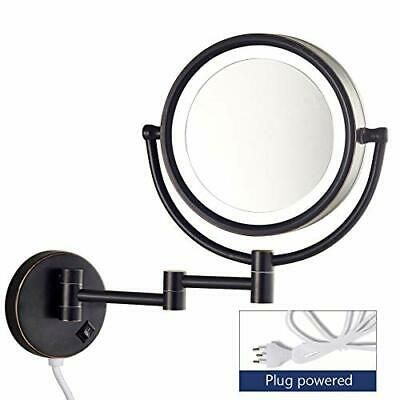 Advertisement Gecious Wall Mount Magnifying Mirror With 10x